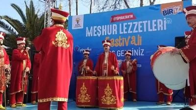 'Eyüpsultan'ın Meşhur Lezzetleri Festivali' yapıldı - İSTANBUL