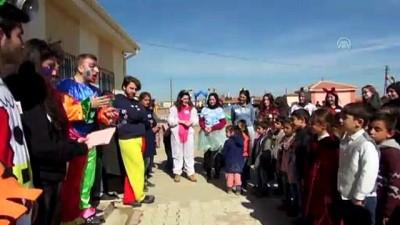 İTÜ gönüllüleri Aksaray'da