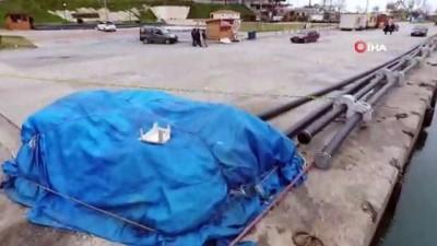 Sinop'ta denizde erkek cesedi bulundu
