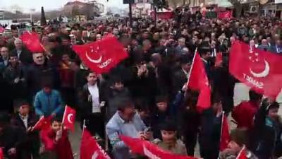 SP Genel Başkanı Karamollaoğlu: 'O zaman başka bir ruh ve heyecan vardı' - ELAZIĞ