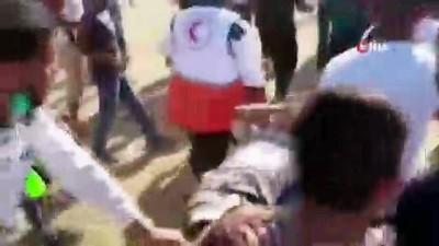 - Büyük Geri Dönüş Yürüyüşü, 1 yılını doldurdu - 1 yılda 266 Filistinli, İsrail askerlerince öldürüldü, on binlerce kişi yaralandı