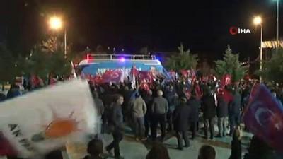 """İçişleri Bakanı Süleyman Soylu: """" Bu memlekete gözünü dikenin gözünü oyarız alimallah"""""""