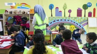 İzmir'de Mülteciler İçin Güvenli Bir Çatı: Toplum Merkezi