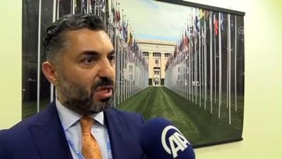 basin ozgurlugu - 'Türkiye'de yayıncılık alanındaki düzenlemeler dünyanın çok ilerisinde' - CENEVRE