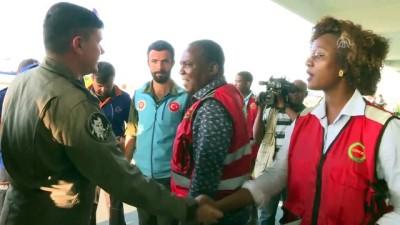 Türkiye'den Mozambik'e uçak dolusu yardım - BERİA