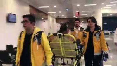 Ambulansla sandığa geldi - ANKARA