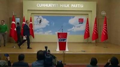 CHP'den YSK açıklaması - ANKARA