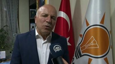 bassagligi - Cumhur İttifakı'nın AK Partili adayı Mehmet Sekmen: 'Erzurum'da kazanan biz değil Erzurumlu oldu' - ERZURUM