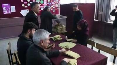 oy kullanimi - Oy sayım işlemi - ISPARTA