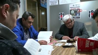 Çankırı'da bir ilk: 'Taraftar Kütüphanesi'