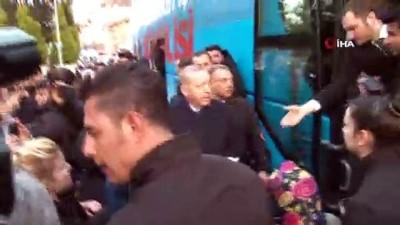 Cumhurbaşkanı Erdoğan engelli vatandaşa duyarsız kalmadı