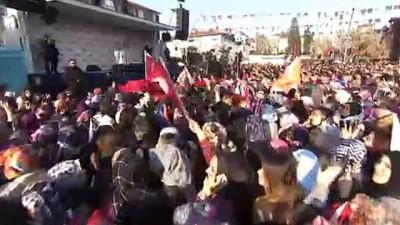 Erdoğan: 'Bartın'da toplamda 6,5 katrilyon tutarında yatırım yaptık' - BARTIN