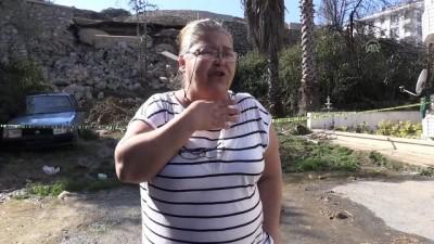 Toprak kayması - YALOVA