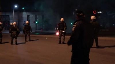 - Yunanistan'da Türk Başkonsolosluğuna molotofkokteylli saldırı