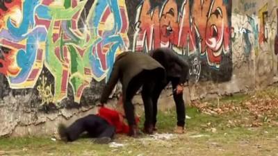 - Gençlerin bağımlılıkla mücadele için çektikleri kısa film büyük beğeni aldı