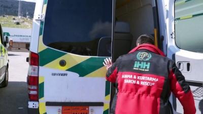 Katar'dan Suriye'ye ambulans desteği - İDLİB
