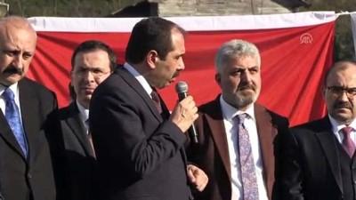 Trabzon'da 60 milyon liraya mal olan sanayi sitesi açıldı - TRABZON