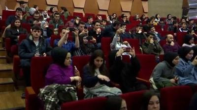 akilli ulasim - AK Parti İstanbul Büyükşehir Belediye Başkan Adayı Binali Yıldırım, gençlerle buluştu - İSTANBUL