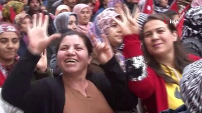 """Bakan Kurum:""""Bu şehirler CHP döneminde ne zaman baharı gördü ki bu dönem görsün"""""""