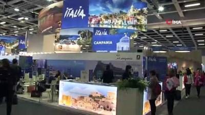 """- Berlin Uluslararası Turizm Fuarı'na 180 Ülkeden 11 Bin Katılımcı - Türkiye'nin Standında """"göbeklitepe Arkeolojik Alanı"""" Öne Çıkarıldı"""
