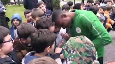 Çaykur Rizesporlu futbolcu Samudio: 'Önümüzde uzun bir maraton var' - RİZE