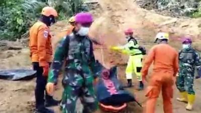- Endonezya'daki Maden Faciasında Ölü Sayısı 16'ya Yükseldi