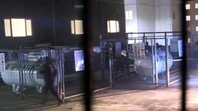 Kırklareli'nde öğrenci yurdunda çıkan yangın söndürüldü