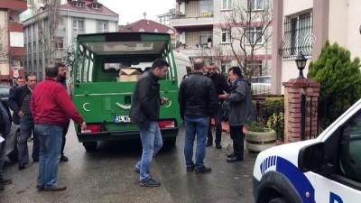 olay yeri inceleme - Ümraniye'de cinayet (2) - İSTANBUL