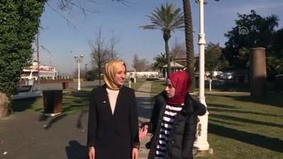 Yeşilay'ın 'astronot virali' 4,5 milyon izlendi (1) - İSTANBUL