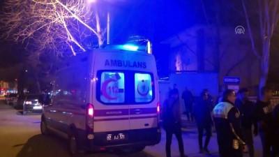 motosiklet surucusu - Adıyaman'da trafik kazası: 1 yaralı