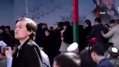 - Afganistan'da Anma Töreninde Saldırı: 3 Ölü, 19 Yaralı