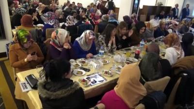 AK Parti Genel Başkan Yardımcısı Jülide Sarıeroğlu Niğde'de