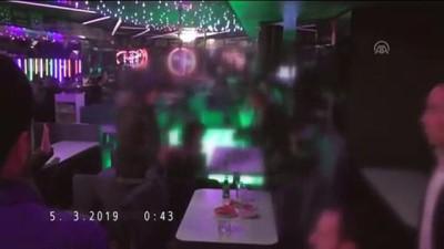 gece kulubu - Başkentte uyuşturucu satıcılarına operasyon (2) - ANKARA