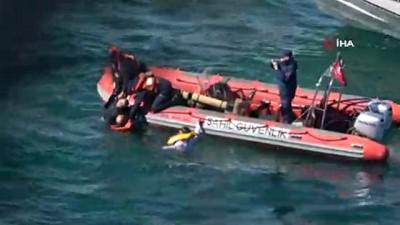 İl Müdürü 30 metrelik falezden denize atlayarak intihar etti