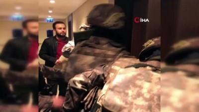 ozel harekat polisleri -  İstanbul'da organize suç örgütüne operasyon: 16 gözaltı