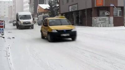 Kar yağışı - ARDAHAN