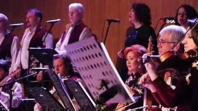 Karabük'te 'Türk Dünyası Müzik Topluluğu' konseri