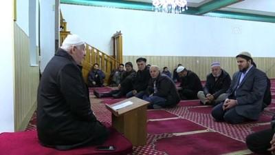 Kırgızistan'daki Ahıskalı Türkleri Regaip Kandili'ni kutladı - BİŞKEK