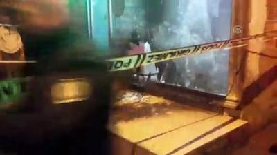 Kocaeli'de mobilya dükkanı yandı