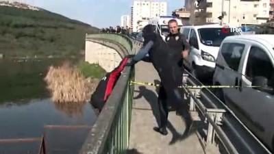 Maltepe Süreyyapaşa Barajı'nda bir kadın cesedine rastlandı