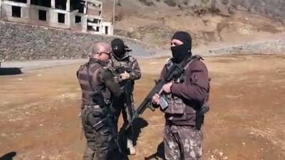 Terör örgütü PKK'ya bahar operasyonu - HAKKARİ