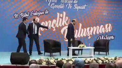 'Yeni Türkiye'de Gençlik ve Siyaset' konulu gençlik buluşması - YALOVA