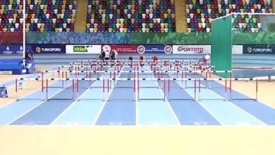 9. INAS Avrupa Salon Atletizm Şampiyonası - İSTANBUL