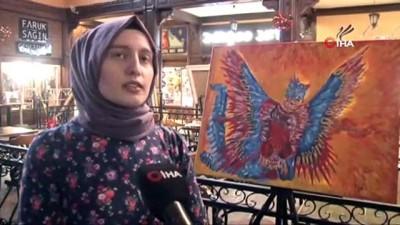 AHBAP'tan Kadınlar Günü sergisi