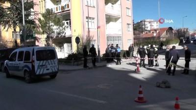nadan -  Beş kişinin ölümüne neden olan bina yıkılıyor