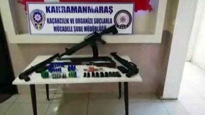tefecilik - Cezaevi firarisi silah operasyonunda yakalandı - KAHRAMANMARAŞ