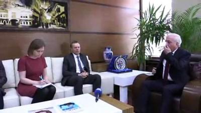 Çorum Belediyesi Macaristan ve Litvanya'dan belediyelerle iş birliği yapacak - ÇORUM