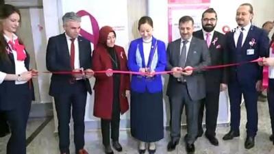 Deva Hastanesi 'Meme Kliniği' açıldı