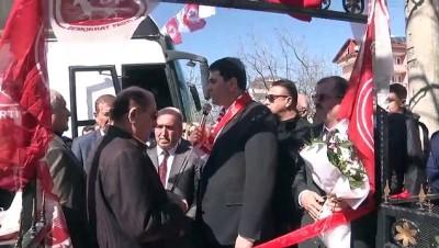 DP Genel Başkanı Gültekin Uysal - SAKARYA