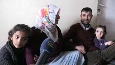 Engelli eşi ve 4 kızına gözü gibi bakıyor - AĞRI